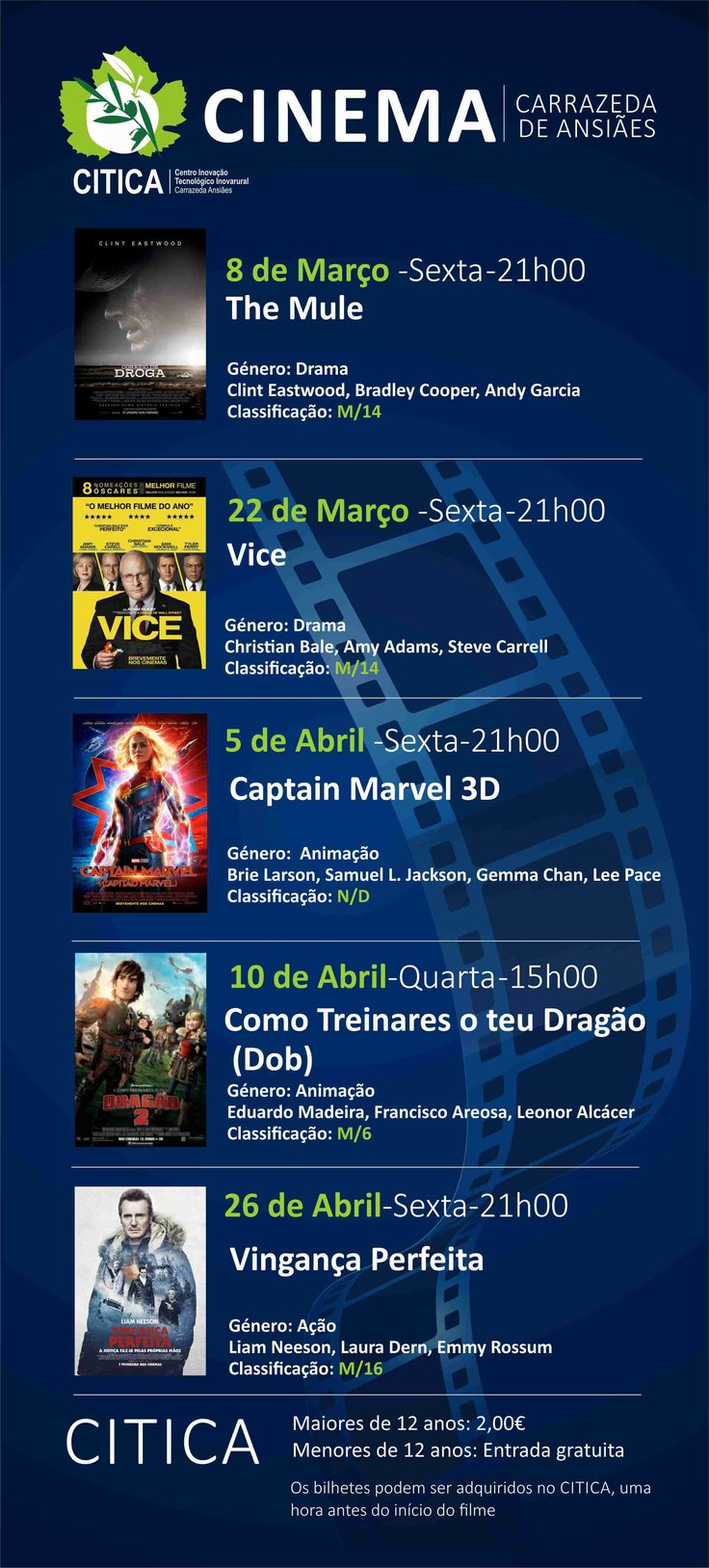 Cartaz cinema  2019 mar o e abril 1 736 2500